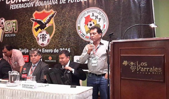 Rolando López es el nuevo presidente de la FBF
