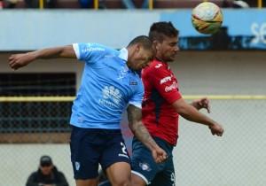 Wilstermann iguala 2-2 con Bolívar