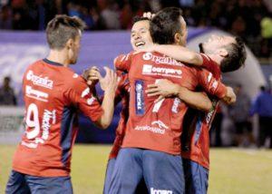 Wilster golea (3-0) a Sport Boys y crece su supremacía