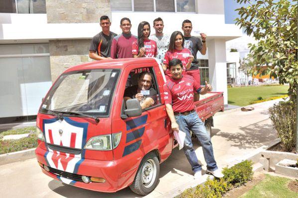 """Wilster vende abonos para las """"seis finales"""" del Clausura"""
