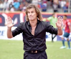 Wilstermann paga al técnico Rubén Darío Insúa $us 42 mil