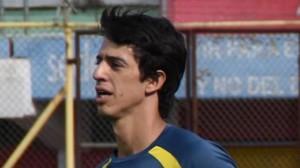 Thomaz Santos volvió a los entrenamientos en 'Wilster'