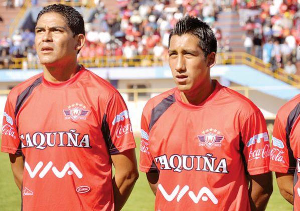 Machado tiene contrato hasta 2017 con Wilstermann