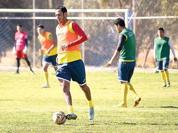 Saucedo y Suárez cumplen su primera práctica