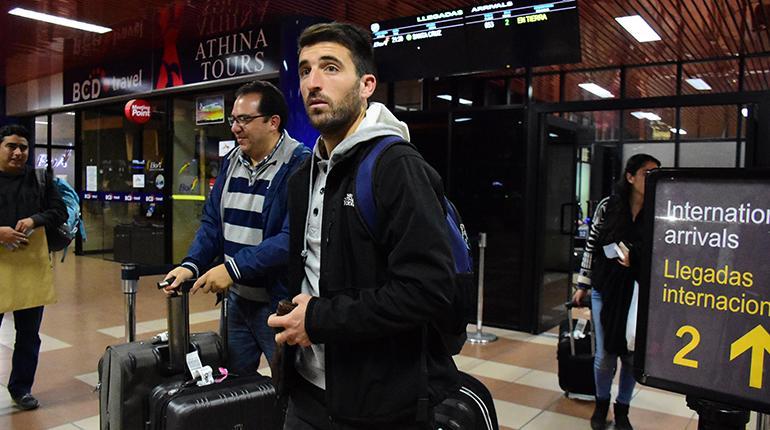 Llegó Franco Olego, la dupla de Marcos Pirchio