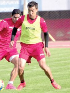 Olivares y Bergese vuelven a trabajar