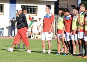 Dirigencia de Wilster respalda al entrenador Julio Zamora