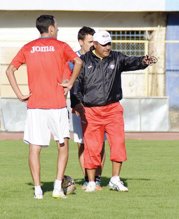 Zamora tiene equipo completo