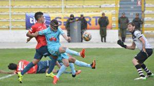 Bolívar vence 2-1 a Wilstermann en La Paz
