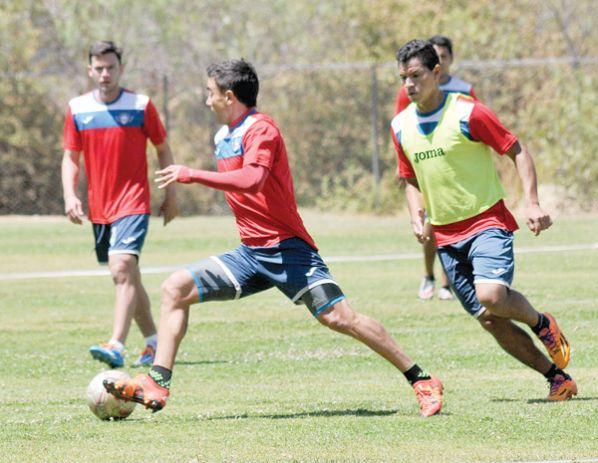 Wilster y Bolívar, con equipos listos
