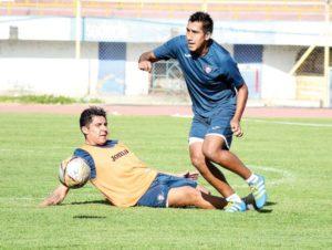 Machado volverá al once titular ante Nacional