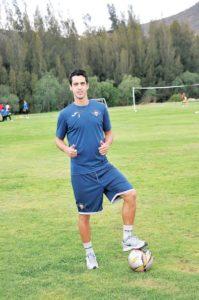 La calidad y goles de Thomaz se quedan en Wilster hasta 2018
