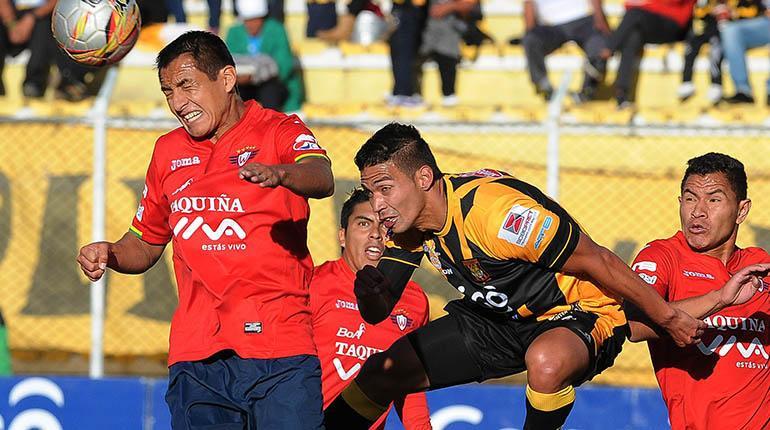 El Tigre gana con el último suspiro