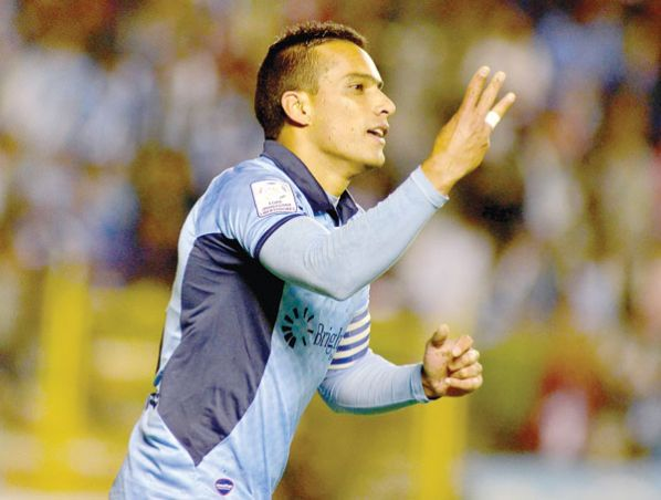 William Ferreira está en la mira de Wilstermann