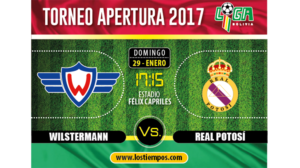 [VIDEO] Wilstermann gana a Real Potosí (1- 0)