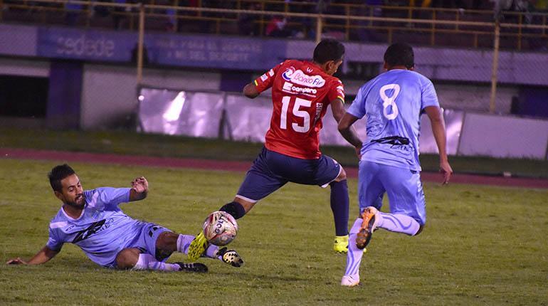 Wilstermann empata 1-1 con Aurora en partido amistoso