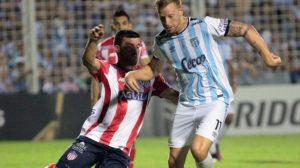 Atlético gana y va al grupo de Wilstermann