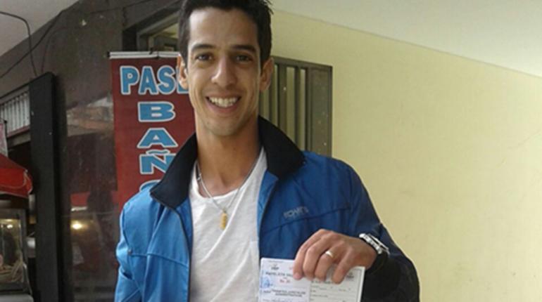 Thomaz Santos concluye su trámite y puede ser habilitado como boliviano