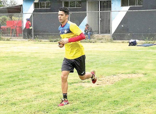 Thomaz Santos vuelve a entrenar