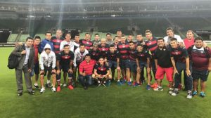 [VIDEO] Wilstermann y Palmeiras se enfrentan tras 43 años