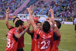 Goleada histórica Wilstermann gana 6-2 a Peñarol