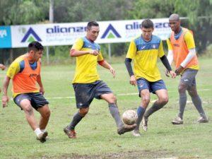 Wilster viaja hoy a Brasil para alistar el duelo ante Palmeiras