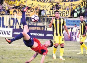Cuatro Rojos debutaron en la Copa Libertadores