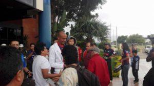 [VIDEO] Calurosa bienvenida a Wilstermann en Cochabamba