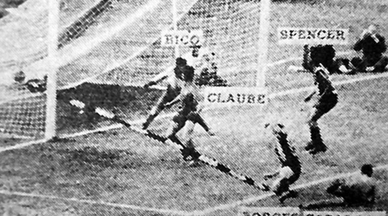 Wilster y su partido 100 en la Copa Libertadores de América