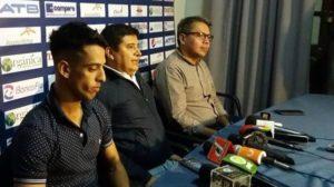 [VIDEO] Thomaz Santos deja las filas del Club Jorge Wilstermann para unirse al Sao Paulo FC.
