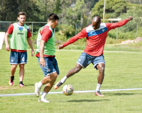 Wilster quiere sumar ante Atlético Tucumán