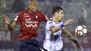 Tucumán venció 2-1 al Wilstermann de Mosquera por Libertadores