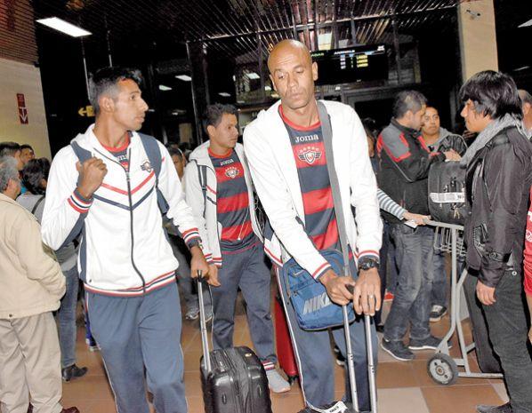 Aviadores miran optimistas sus partidos de Libertadores