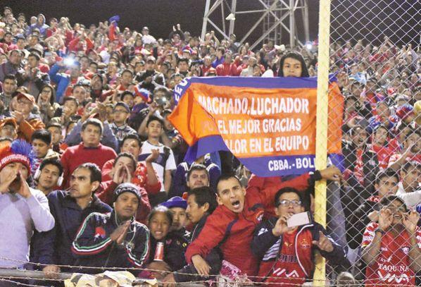 Wilster rebaja 20 bolivianos en las entradas para la Copa