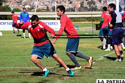 Wilstermann llega a un acuerdo con Serginho y Carlinhos