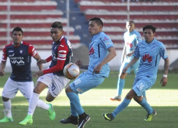 [VIDEO] Wilstermann pierde contra Bolivar en amistoso en La Paz