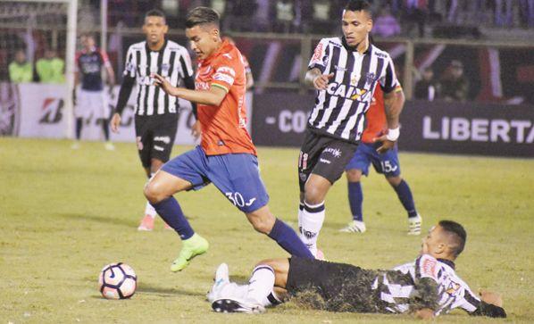 Wilster golpea primero al mejor clasificado de la Libertadores