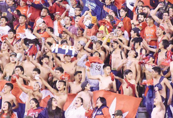 """El Aviador derribó a los """"mejores"""" de la Copa en el Félix Capriles"""