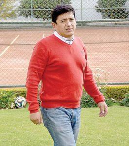 """Vargas confiesa que está cansado y que si deja Wilster, hay """"platita"""""""