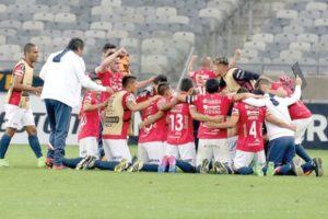 Wilstermann empató 0-0 ante Atlético Mineiro y pasó a cuartos de final de la Copa Libertadores
