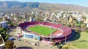 Wilster inscribe a estadio Félix Capriles para jugar con River Plate