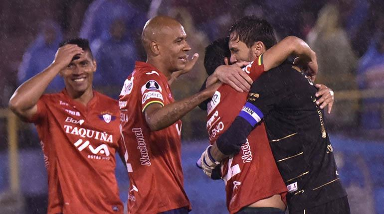 Wilstermann, en ascenso mundial