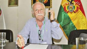 Presidente de la Federación Boliviana renunció a poco del fallo del TAS