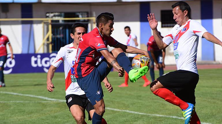 [VIDEO] Wilstermann vence a Nacional y sigue en la punta