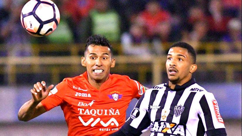 Jorge Wilstermann vs. Atlético Mineiro EN VIVO ONLINE FOX SPORTS: VER octavos de final de Copa Libertadores 2017