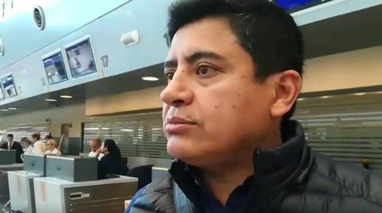 [VIDEO] Vargas apunta a la continuidad de Mosquera en Wilster