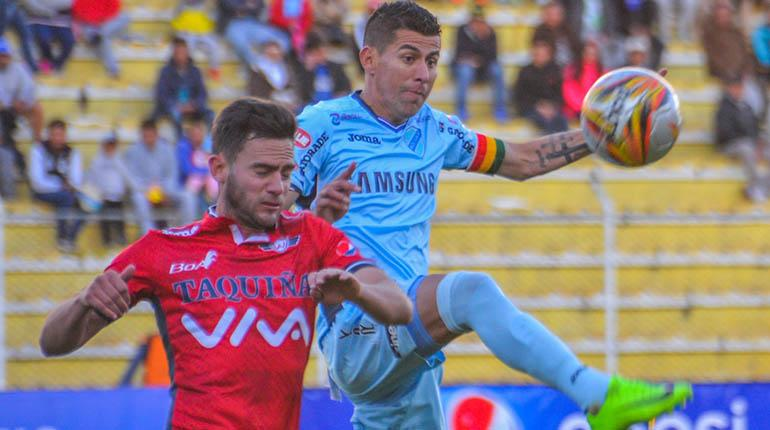 Bolívar no acepta cambio de horario de partido con Wilster
