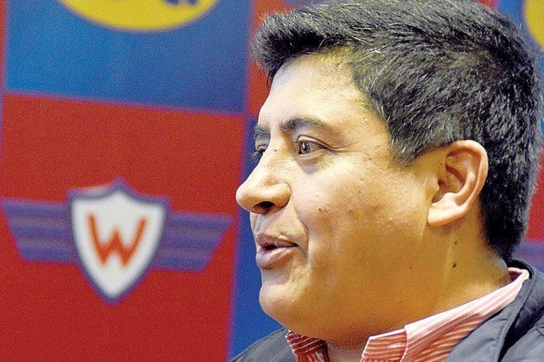 Vargas prefiere un técnico que conozca el medio local