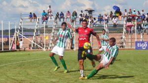 Wilster le ganó una sola vez a Petrolero en Yacuiba