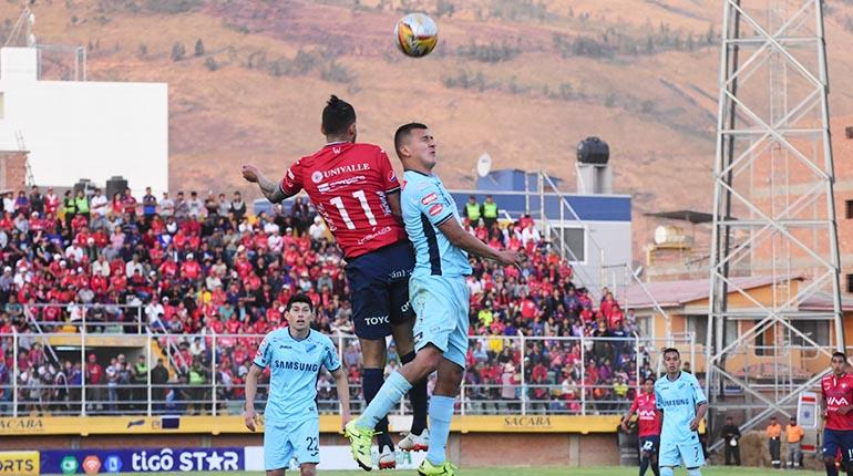 Wilstermann no pudo vencer a Bolívar